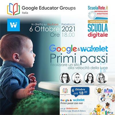 Formazione GEG Google Italia e ScuolaRete.it Rete Nazionale PNSD